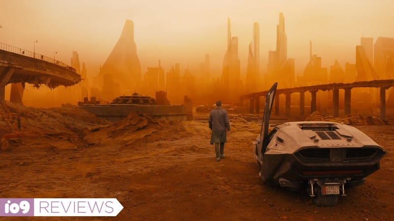 Illustration for article titled Blade Runner 2049 Is Gorgeous, Long, Brilliant, Pretentious