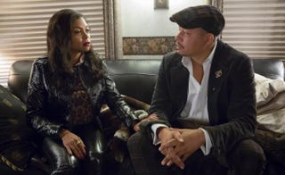 Cookie (Taraji P. Henson), how did you not know about Lucious' (Terrence Howard) mom?Chuck Hodes/Fox