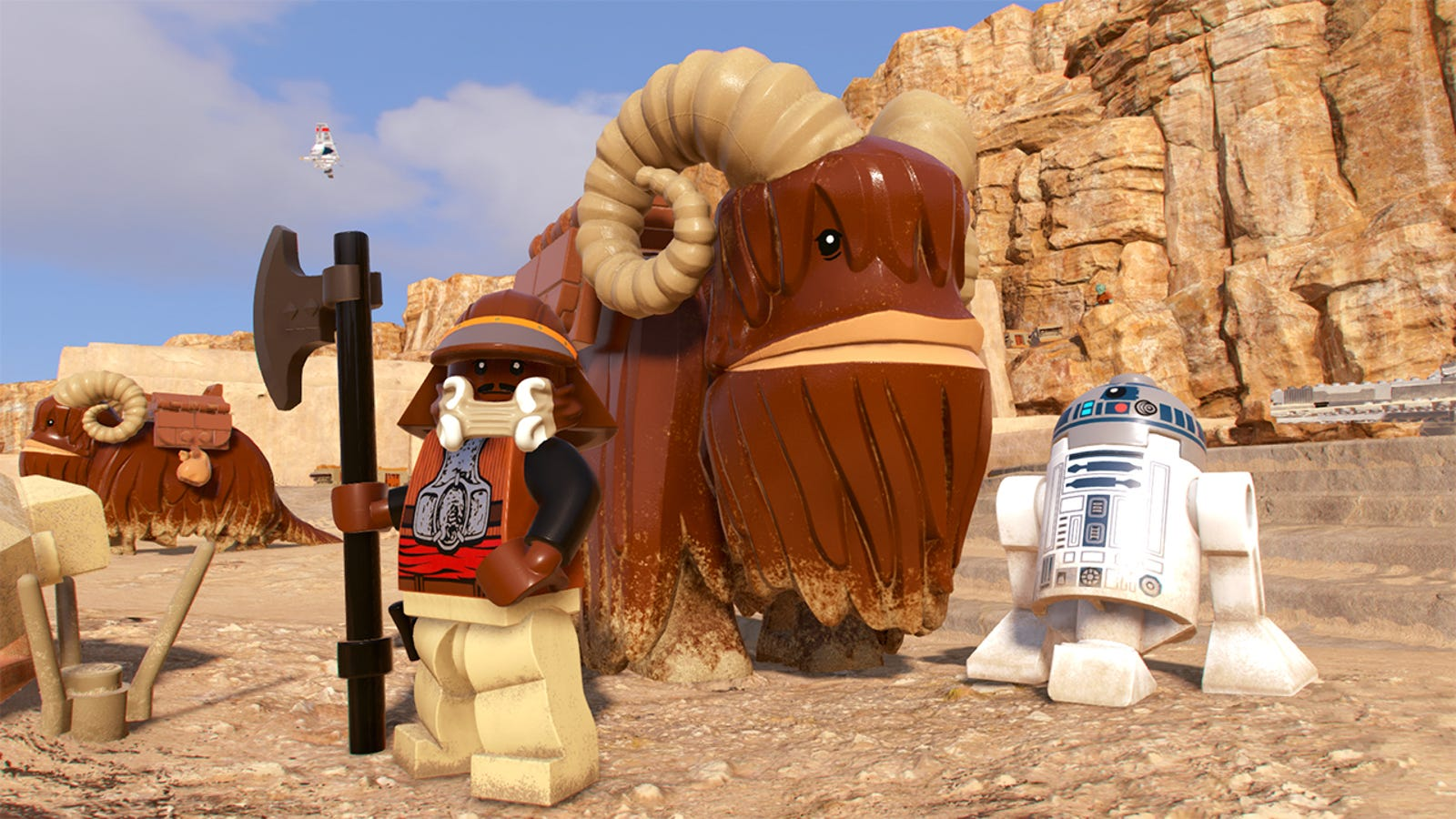 The New Lego Star Wars Is Impressive And Surprisingly Different