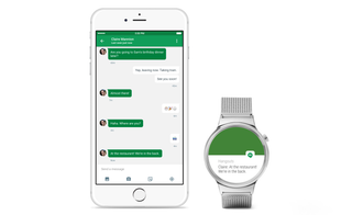 Illustration for article titled Android Wear Comes to iOS, Supports Newer Watches, Works on Some Older Ones