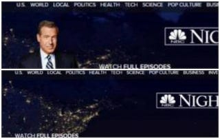 Illustration for article titled NBC News: Brian Williams Has Turned Invisible