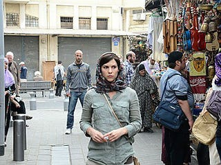 Claire Danes in Homeland (Showtime)
