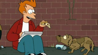 Illustration for article titled Futurama's seventh season may ret-con the series' saddest moment