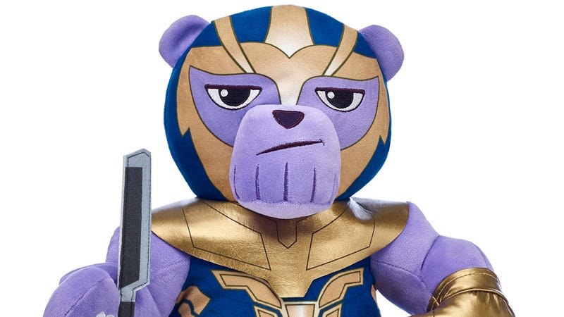 Illustration for article titled Great news: Teddy bears are officially equipped with the potential to spoil Endgame