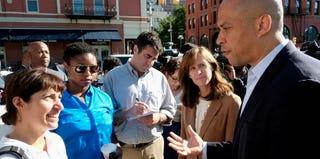 Newark Mayor Cory Booker (Michael Bocchieri/Getty Images)