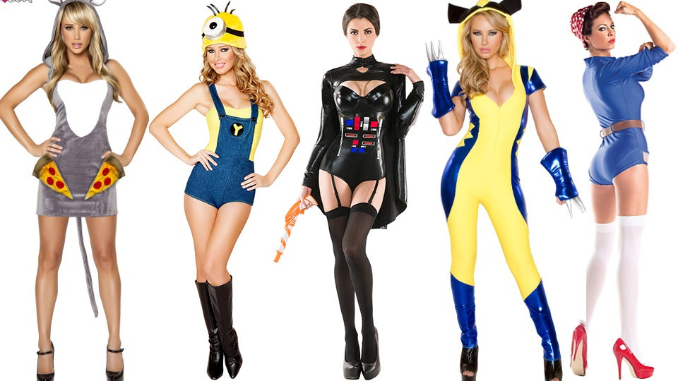 this year u0027s trashiest store bought halloween costumes the most mind boggling  u0027sexy u0027 costumes of halloween 2017  rh   io9 gizmodo