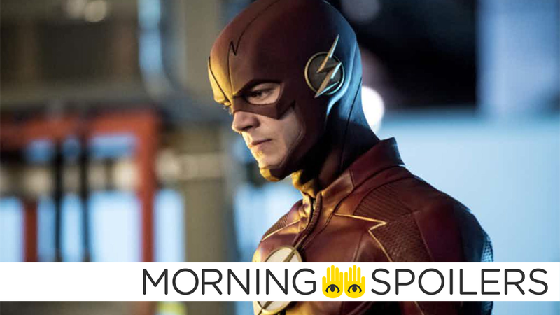 Illustration for article titled The Secret Identity of the CW/DC Crossover's Evil Flash May Have Been Revealed