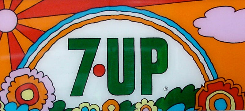 Illustration for article titled 7-Up used to contain lithium
