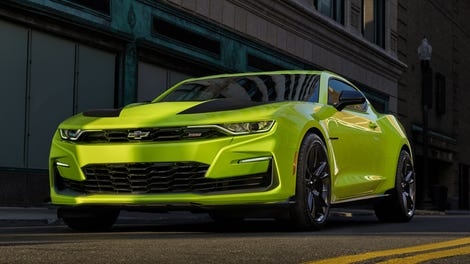 They Fixed The Chevrolet Camaro S Face