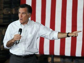 Mitt Romney (Justin K. Aller/Stringer)