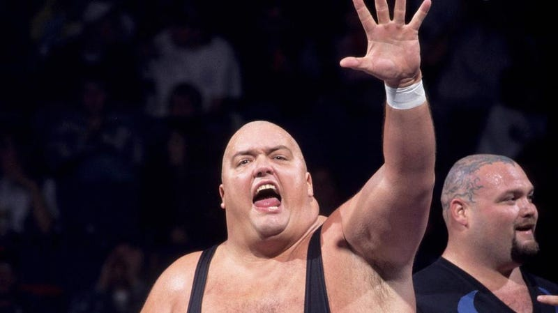 Illustration for article titled King Kong Bundy Was The Biggest Of The Bad