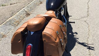 2015 Indian Scout First Impressions