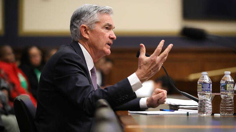 Federal Reserve Board Chairman Jerome Powell