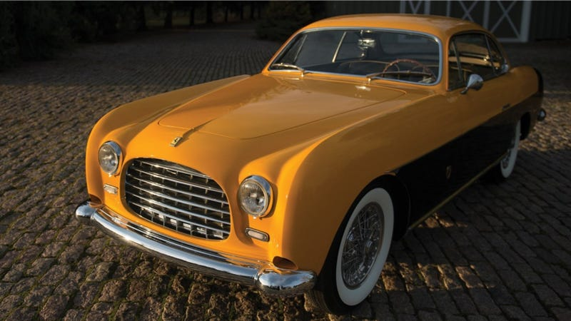 The Dilemma Of Buying A Dictator's Ferrari