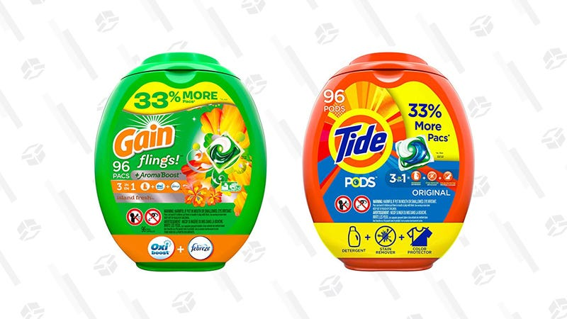 Tide Pods and Gain Flings | Subscribe & Save 20% | Amazon