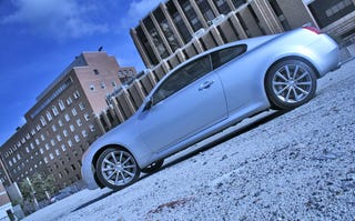 Illustration for article titled 2008 Infiniti G37S, Part Two