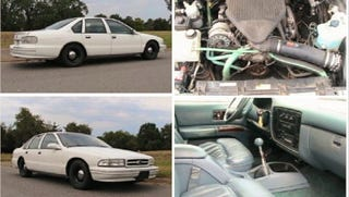 Illustration for article titled For $4,900, Cop To A Six-Speed Caprice
