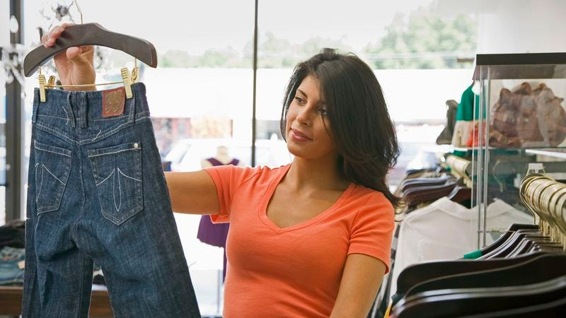 Illustration for article titled Study: U.S. Best Place For Women To Buy Jeans