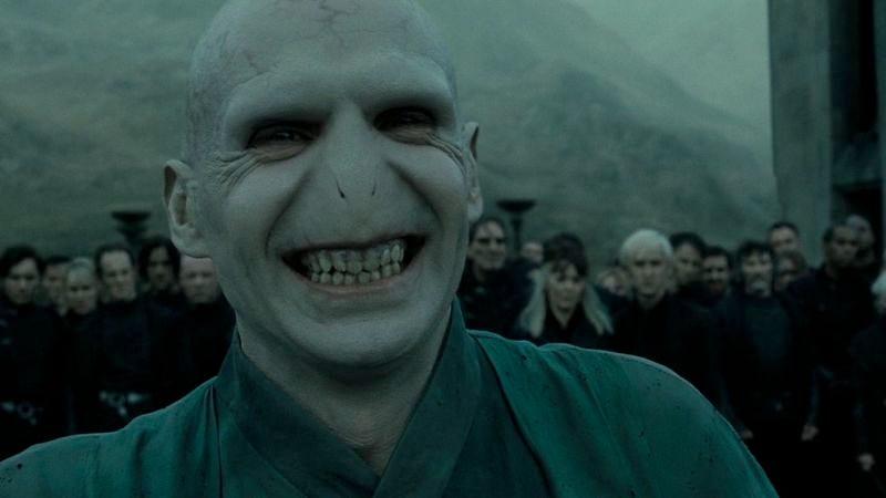Voldemort (Image: Warner Bros. Pictures)