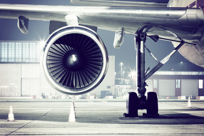 What Are All Those Weird Noises You Hear on an Airplane?