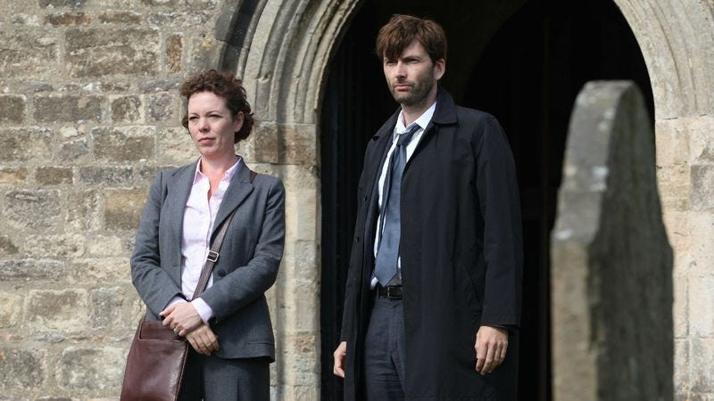 """Illustration for article titled Broadchurch: """"Season One, Episode Four"""""""