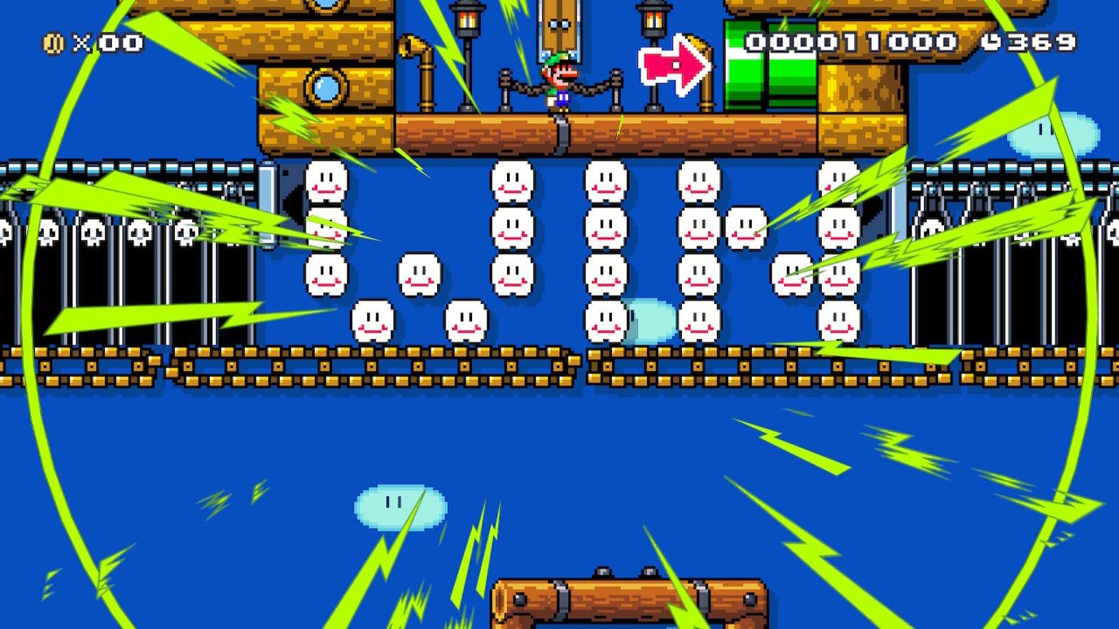 Brilliant Mario Maker 2 Designer Makes Courses Unlike Any
