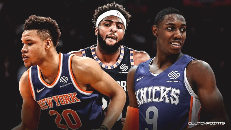 Illustration for article titled New York Knicks - What They Should Do At The Trade Deadline