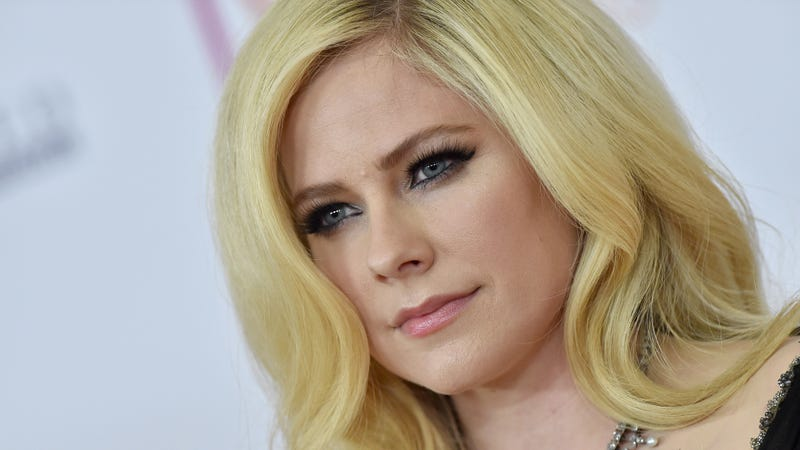 """Illustration for article titled """"Avril"""" """"Lavigne"""" launches """"comeback"""""""