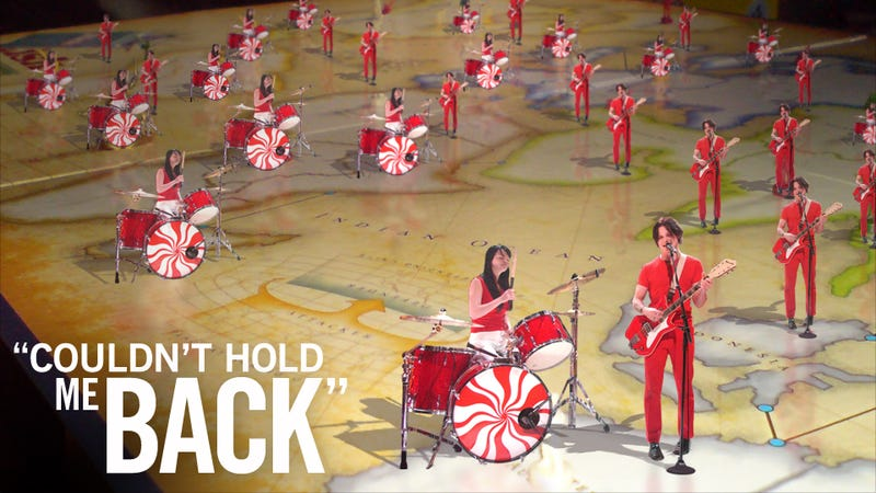 "Drum drum tabs white stripes : How The Song ""Seven Nation Army"" Conquered The Sports World"
