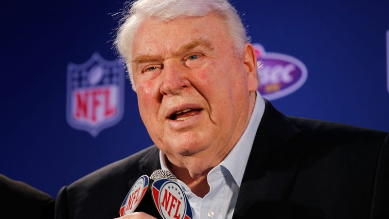 Illustration for article titled John Madden Would Blitz You Every Down in His Own Video Game