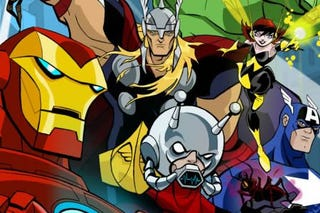 Illustration for article titled Avengers Cartoon Will Be The Best Show Ever, Says Producer