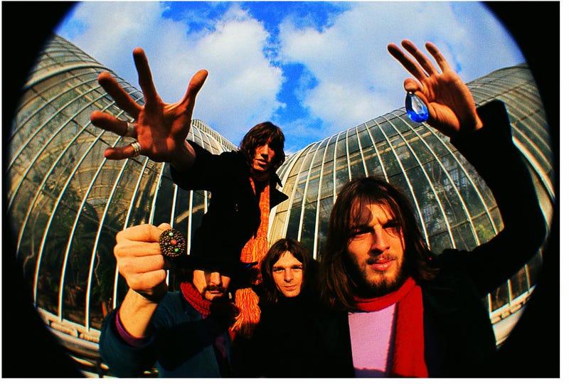 Illustration for article titled Pink Floyd Albums, Ranked