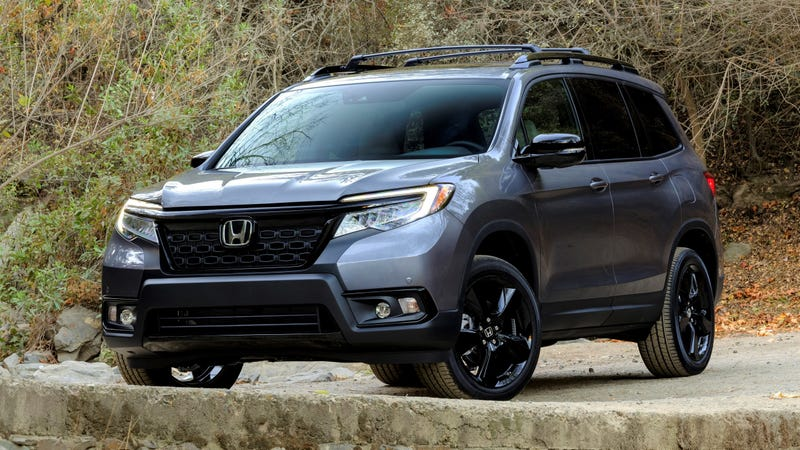 Illustration for article titled The 2019 Honda Passport Is The Beefy Honda Crossover Of Your Dreams