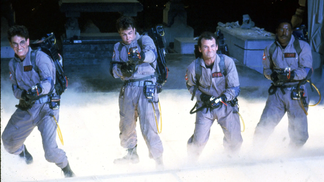 Watch This Classic Ghostbusters Special Effect Come to (After)Life