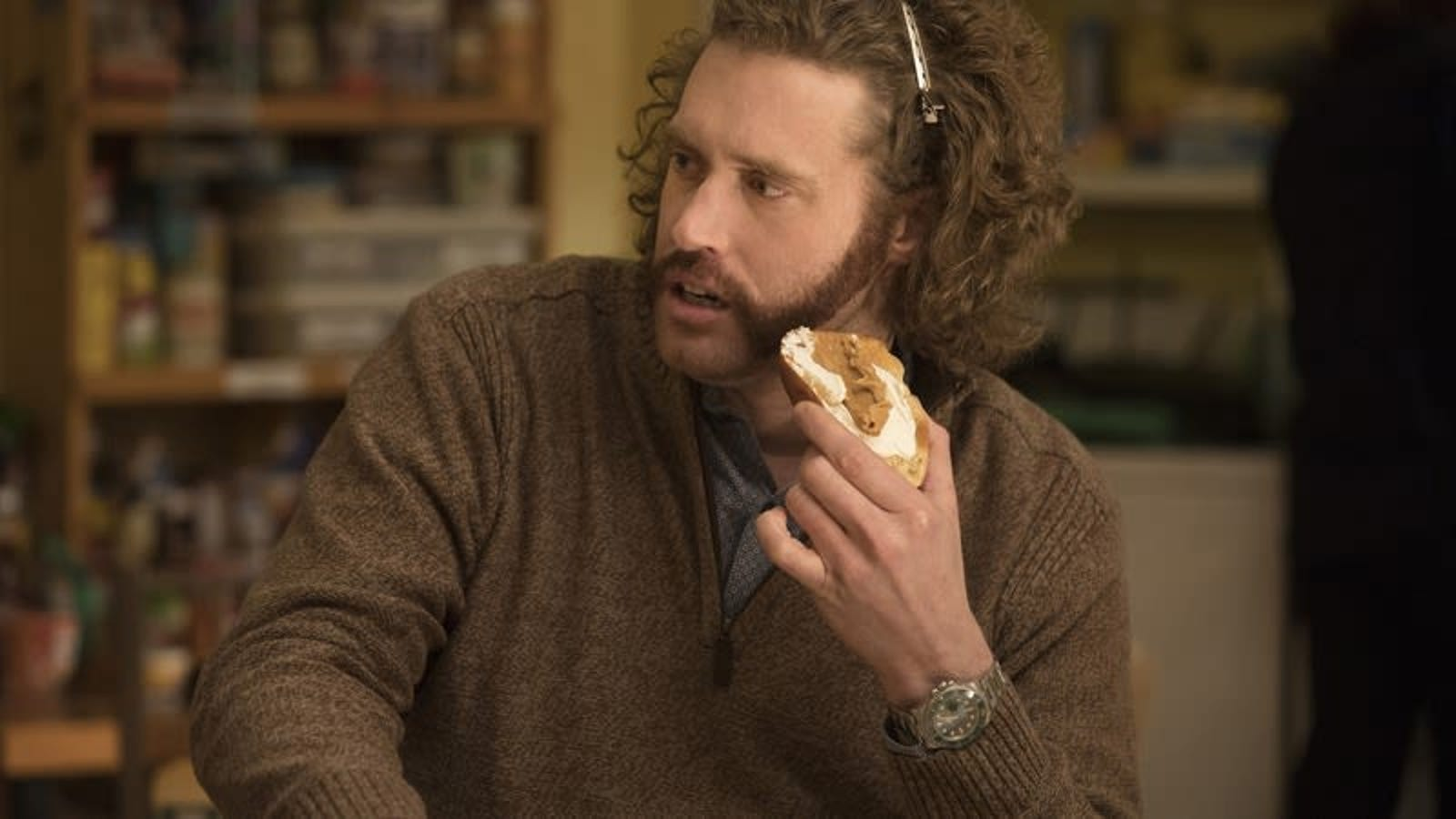 Mike Judge spills the beans on T J  Miller's departure from