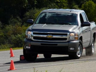 Illustration for article titled 2009 Chevrolet Silverado 1500: First Drive