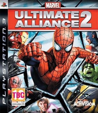 Illustration for article titled Gambit Graces Ultimate Alliance 2 Artwork