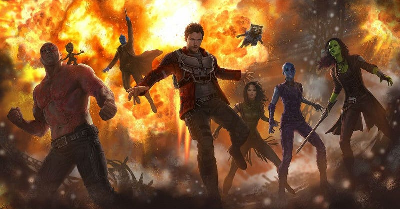 Illustration for article titled We Know Where Things Start to Go Wrong In Guardians in the Galaxy Vol. 2