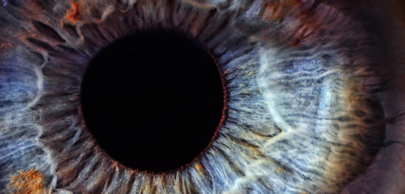 Descubren que el ojo humano también es capaz de percibir luz infrarroja