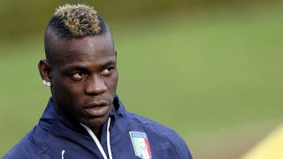 Illustration for article titled Mario Balotelli Charged Over 'Improper' Instagram Post