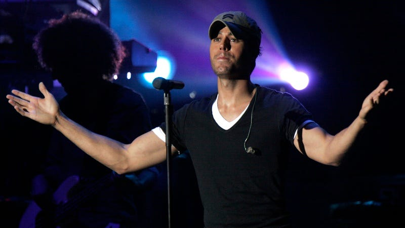 Illustration for article titled Sri Lankan President Shocked by 'Uncivilized Women' at Enrique Iglesias Concert