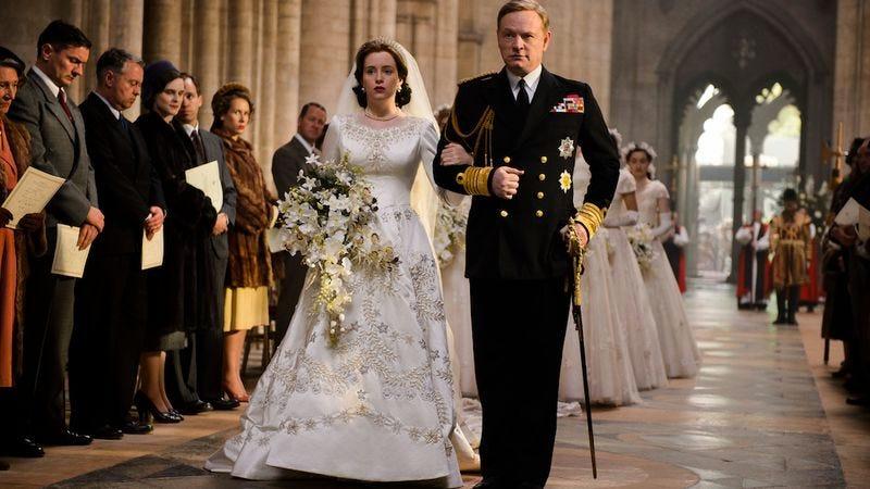 The Crown/Netflix