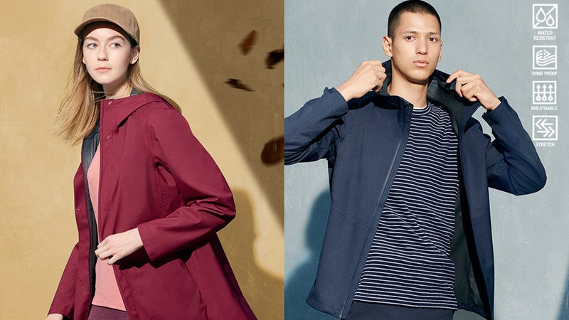 $10 off select Blocktech styles | Uniqlo