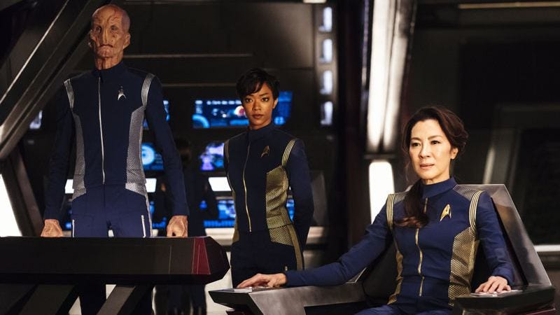 Screenshot: Star Trek: Discovery