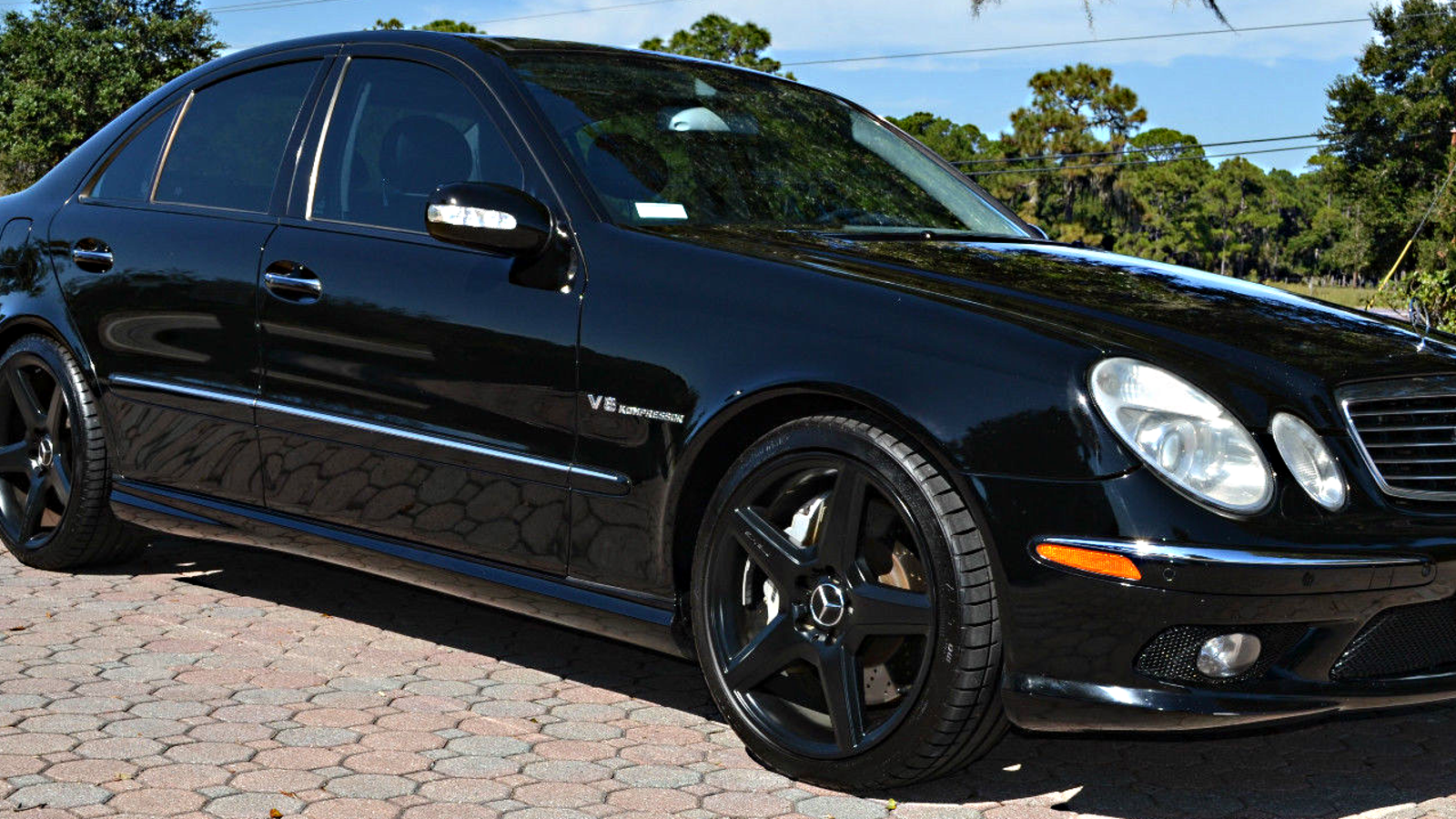 you can buy this 500 hp mercedes e55 amg for the price of a corolla. Black Bedroom Furniture Sets. Home Design Ideas