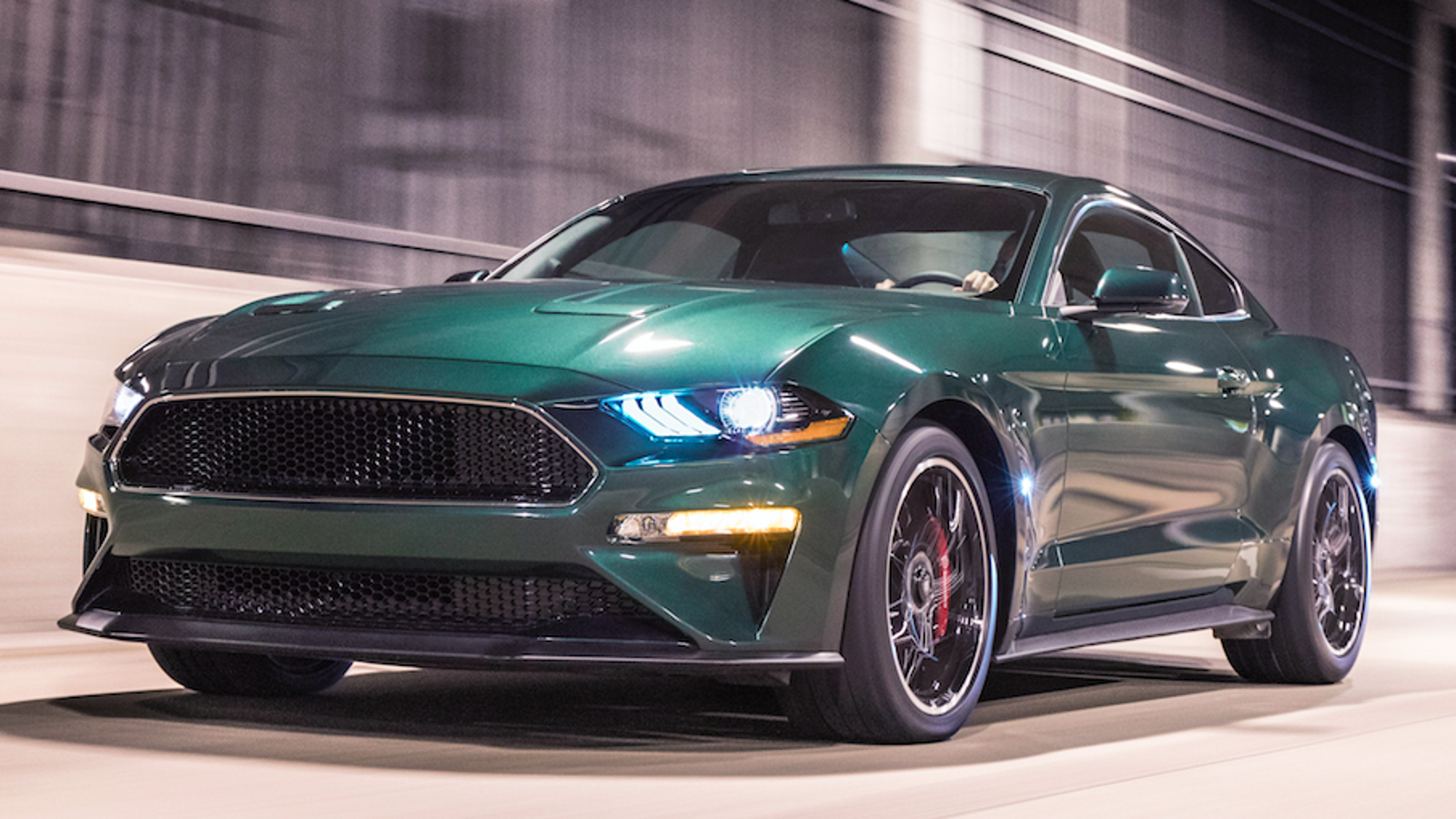 Which Is Your Favorite Ford Mustang Bullitt Edition?