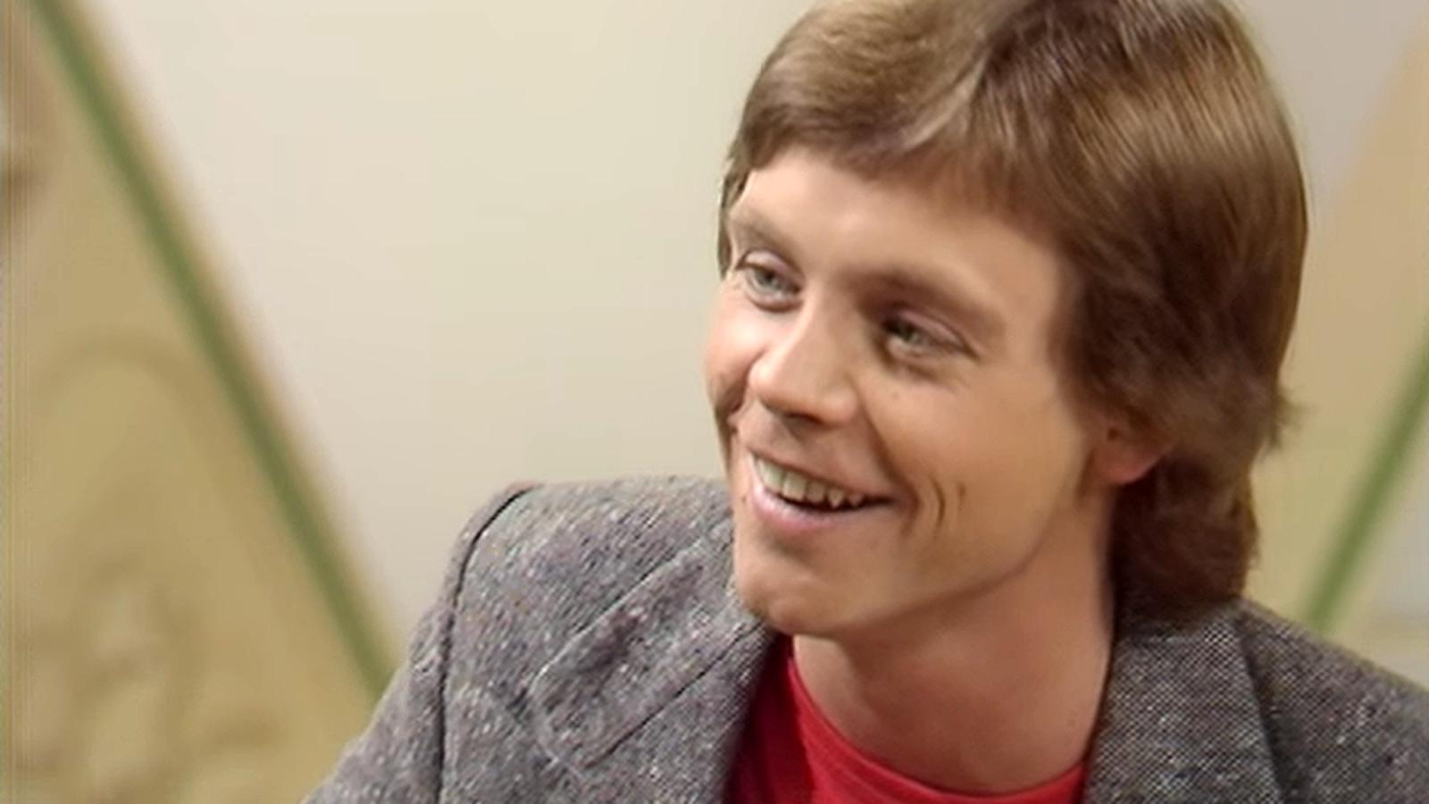 ¿Qué es Star Wars? La mejor respuesta a esa pregunta la dio Mark Hamill a los 26 años