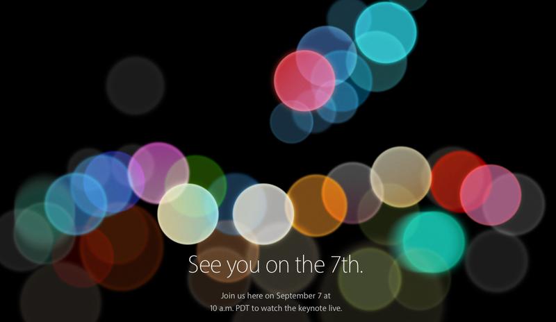 Illustration for article titled Cómo seguir en directo la Keynote de Apple del iPhone 7 en iOS, Mac, Windows o Android