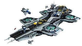 Los agentes de Shield ya tienen su helicarrier oficial hecho en Lego
