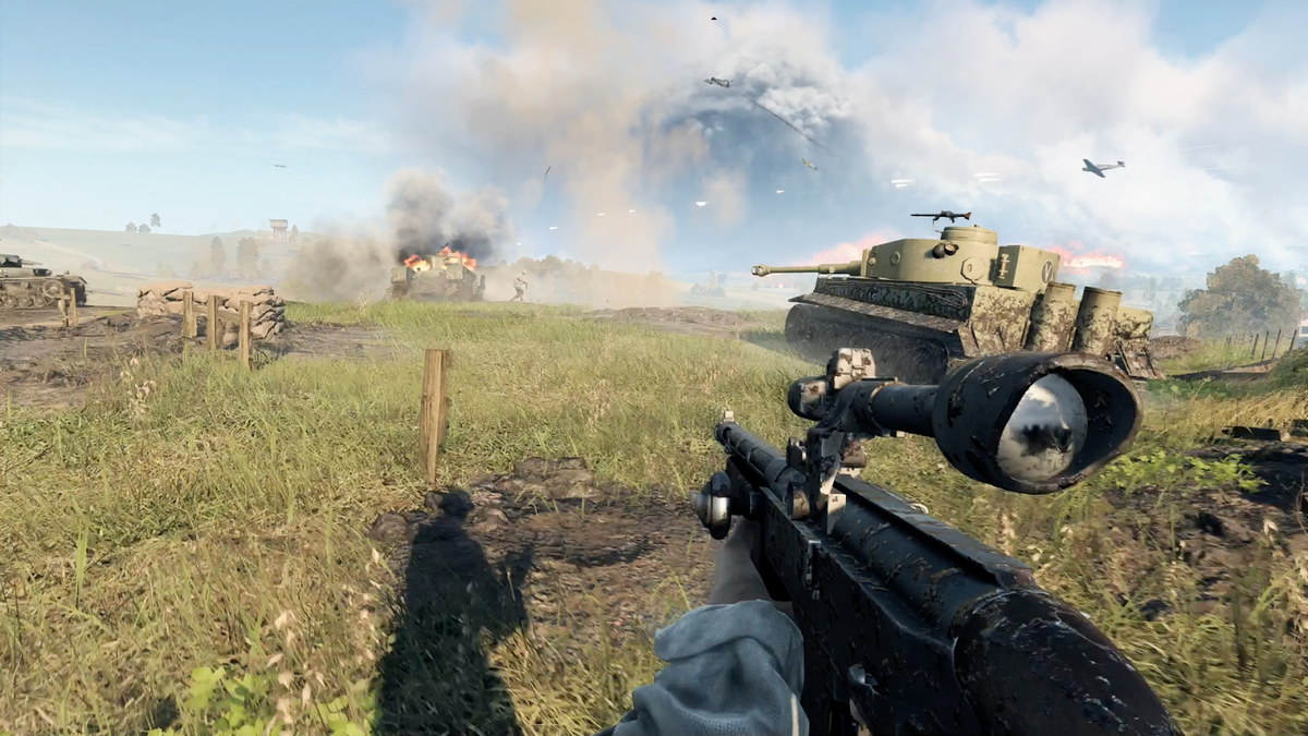 Battlefield V's First Expansion Is A Gamble That Doesn't Pay Off